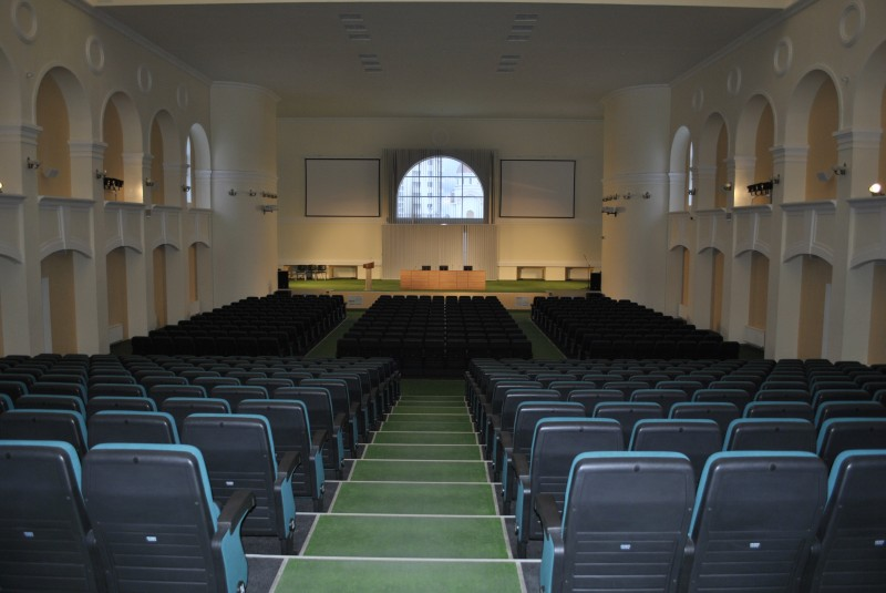 Conference hall 2.1